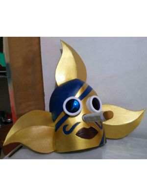 One Piece Usopp Sogeking Mask Cosplay