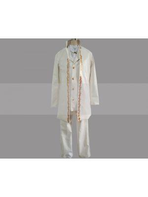 Customize One Piece Vinsmoke Sanji Wedding Tuxedo Cosplay Costume for Sale
