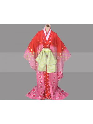 Customize One Piece Wano Country Arc Oiran Komurasaki Kimono Cosplay Costume Buy