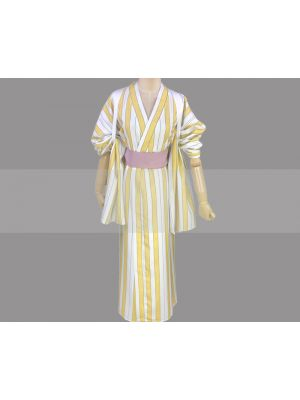 One Piece Wano Country Arc Vinsmoke Sanji Yukata Cosplay Costume for Sale