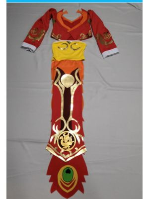 Overwatch Lunar New Year Mercy Skin Zhuque Cosplay Outfit Buy