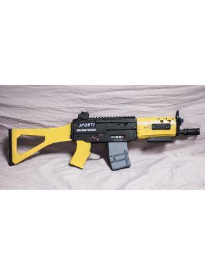 Rainbow Six Siege IQ Elite Set Cosplay Replica Assault Rifle 552 Commando for Sale