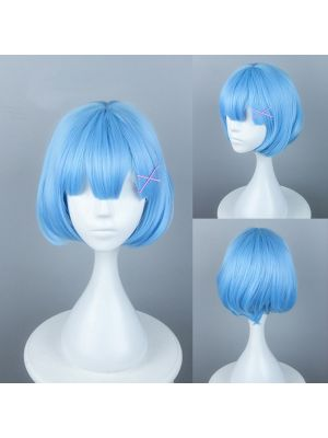 Re:Zero Young Rem Cosplay Wig for Sale