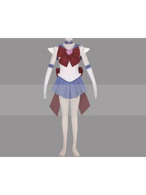 Sailor Moon SuperS Hotaru Tomoe Sailor Saturn Cosplay Costume for Sale