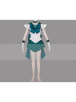 Sailor Moon SuperS Michiru Kaiou Sailor Neptune Cosplay Costume for Sale