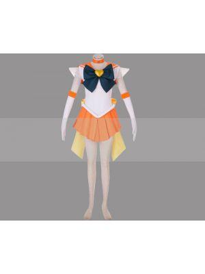 Sailor Moon SuperS Minako Aino Sailor Venus Cosplay Costume for Sale