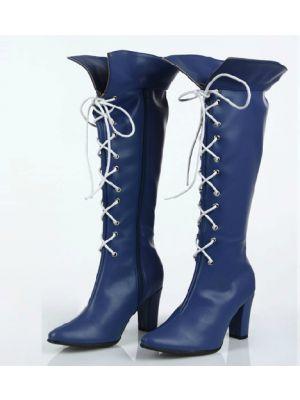 Hotaru Tomoe Sailor Saturn Cosplay Shoes