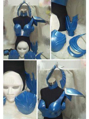 Saint Seiya Eagle Marin Eagle Cloth Cosplay Armor
