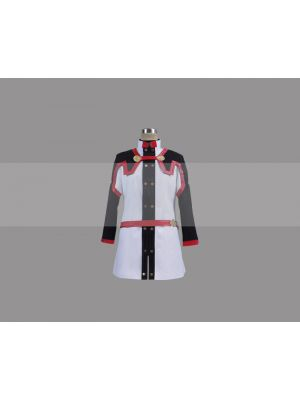 SAO The Movie Ordinal Scale Asuna Cosplay Costume