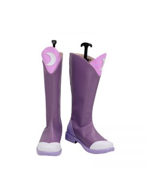 Customize She-Ra and the Princesses of Power Glimmer Cosplay Boots for Sale