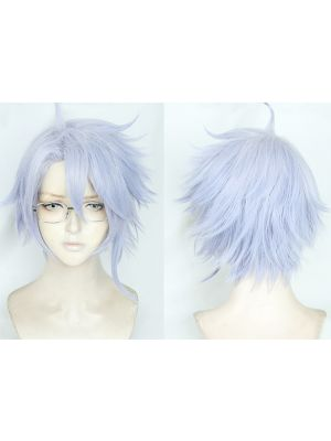 Twisted Wonderland Octavinelle Azul Ashengrotto Cosplay Wig