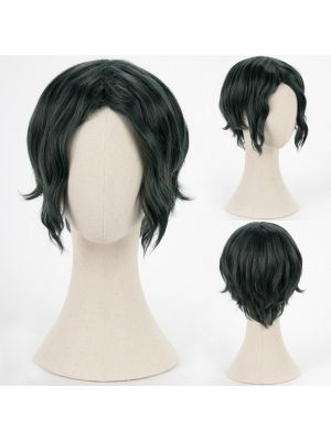 Twisted Wonderland Dire Crowley Cosplay Wig