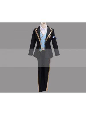 Twisted Wonderland Floyd Leech Cosplay School Uniform