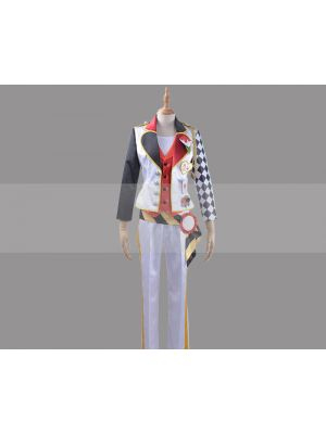Customize Twisted Wonderland Heartslabyul Ace Trappola Cosplay Costume for Sale