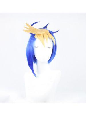 Yu-Gi-Oh! ARC-V Yugo Hugo Cosplay Wig