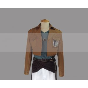 Attack on Titan Bertolt Hoover Cosplay Costume for Sale