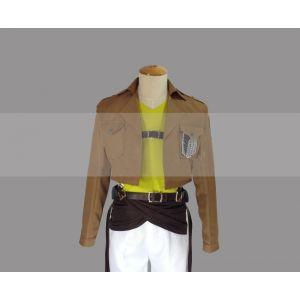 Survey Corps Connie Springer Cosplay Uniform