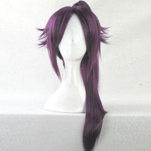 Bleach Yoruichi Shihoin Cosplay Wig