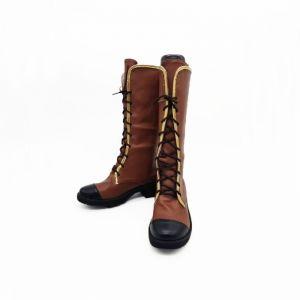 Customize Tom Clancy's Rainbow Six Siege Alibi Cosplay Boots