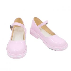 Danganronpa 2: Goodbye Despair Chiaki Nanami Cosplay Shoes