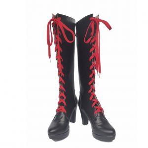 Danganronpa Junko Enoshima Cosplay Boots
