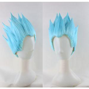 Dragon Ball Vegeta Super Saiyan Blue Cosplay Wig for Sale