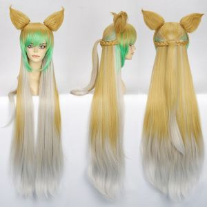 Fate/Apocrypha Archer of Red Atalanta Cosplay Wig for Sale