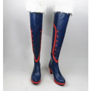 Fate/Grand Order Saber Alter Santa Alter Cosplay Boots for Sale
