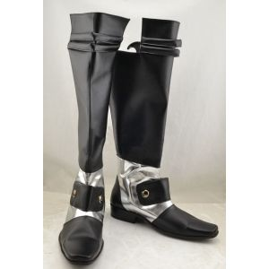 Fate/stay night Saber Alter Artoria Pendragon Cosplay Boots for Sale