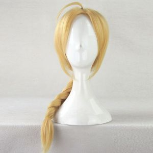 Edward Elric Cosplay Wig for Sale