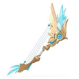 Genshin Impact Bow Skyward Harp Cosplay Prop