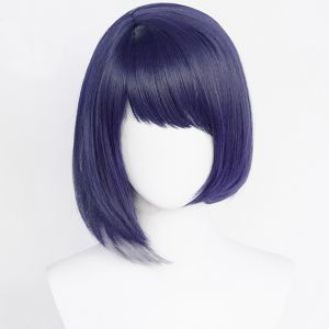 Genshin Impact Kujou Sara Cosplay Wig