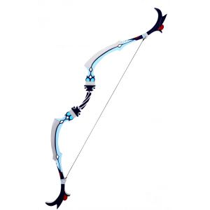 Genshin Impact Weapon Sacrificial Bow Cosplay Prop