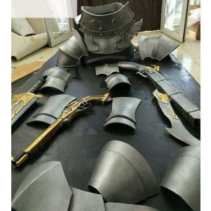 Granblue Fantasy Rackam Armor Cosplay Replica Weapons Buy