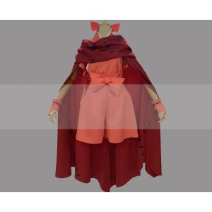 Customize Hanyo no Yashahime Moroha Cosplay Costume for Sale