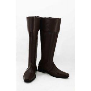 Customize JoJo's Bizarre Adventure Jonathan Joestar Cosplay Boots for Sale
