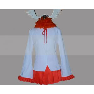 Kemono Friends Toki Cosplay Costume for Sale