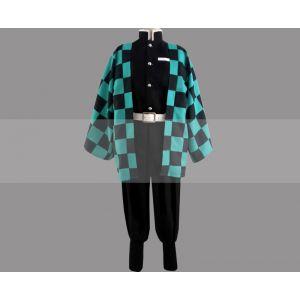 Kimetsu no Yaiba Tanjiro Kamado Cosplay Outfit Buy