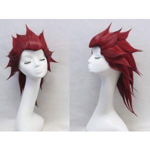 Kingdom Hearts Axel Cosplay Wig Buy