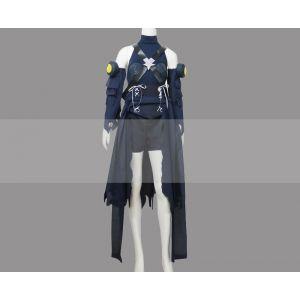 Customize Kingdom Hearts 3 III Aqua Cosplay Costume Buy