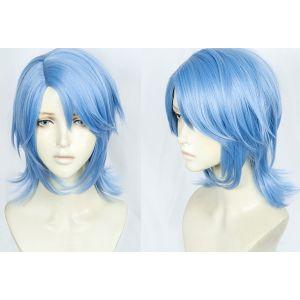 Kingdom Hearts 3 III Aqua Cosplay Wig for Sale