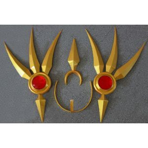 League of Legends Leona Original Skin Cosplay Headband for Sale