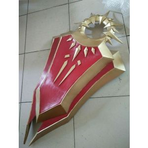 League of Legends Leona Original Skin Cosplay Replica Shield for Sale