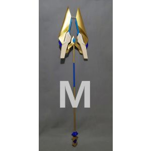 Lord of Heroes Solphi Lebenheit Weapon Spear Cosplay Prop