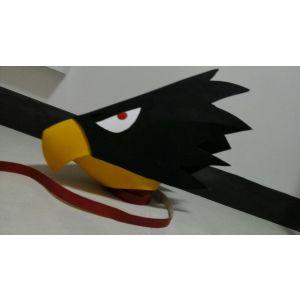 My Hero Academia Fumikage Tokoyami Cosplay Bird Head Buy