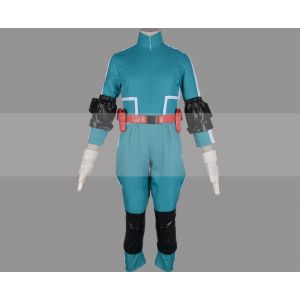 Izuku Midoriya Cosplay Hero Uniform
