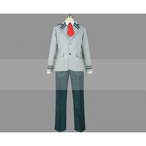 Izuku Midoriya School Male Uniform Cosplay for Sale