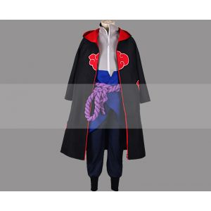 Customize Naruto Shippuden Sasuke Uchiha Team Taka Outfit Cosplay Costume Buy