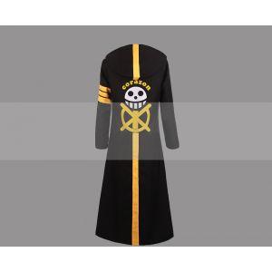 Law Dressrosa Cosplay Coat