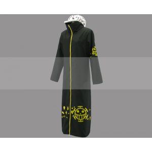 One Piece Punk Hazard Trafalgar Law Cosplay Coat